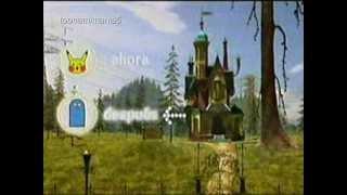 Cartoon Network LATAM - Tanda comercial (diciembre 2008)