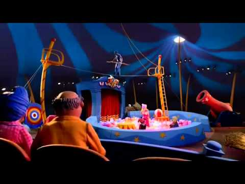 Lazy Town - Bing Bang Circus Version