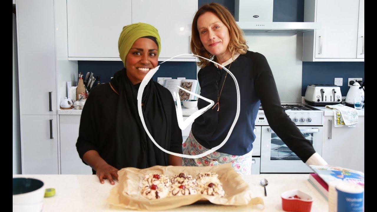 The Pool cooks with Nadiya Hussain YouTube