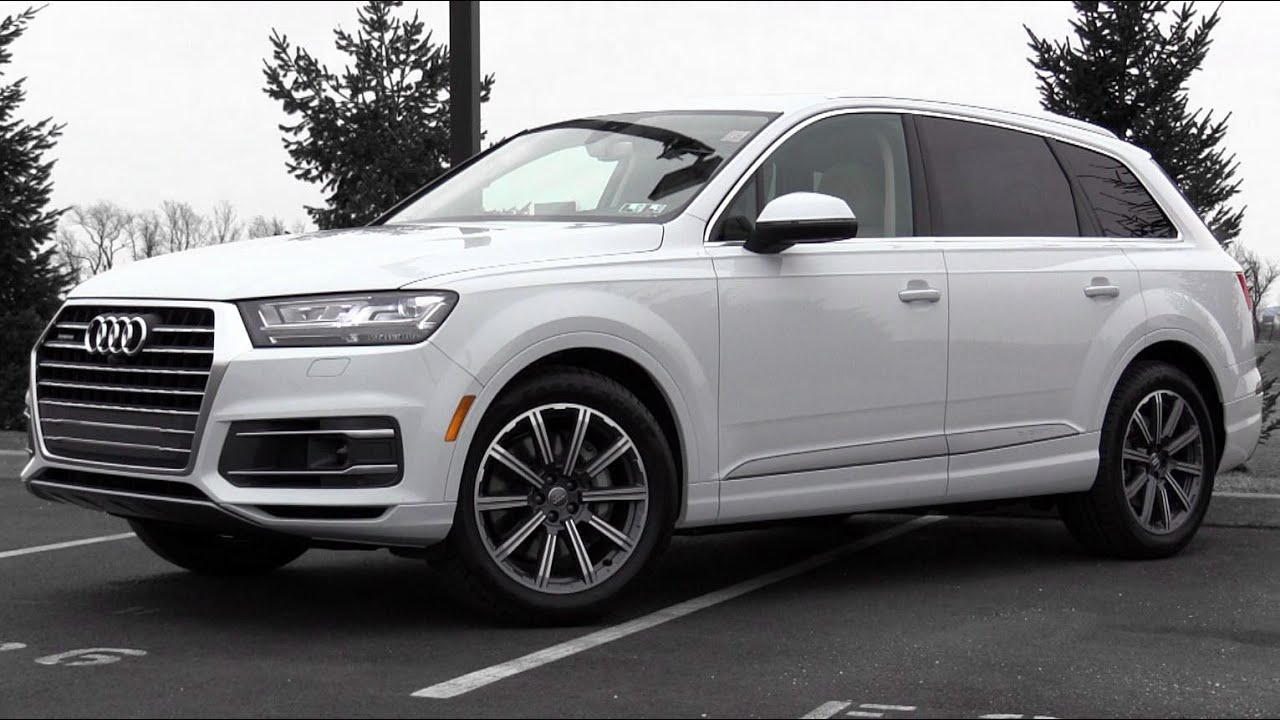 2017 audi q7 review youtube. Black Bedroom Furniture Sets. Home Design Ideas