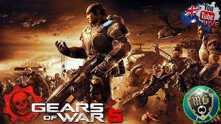 Gears 5 ⚙️ Gears Of War 5 Launch Day Live Game Play (Part 2)
