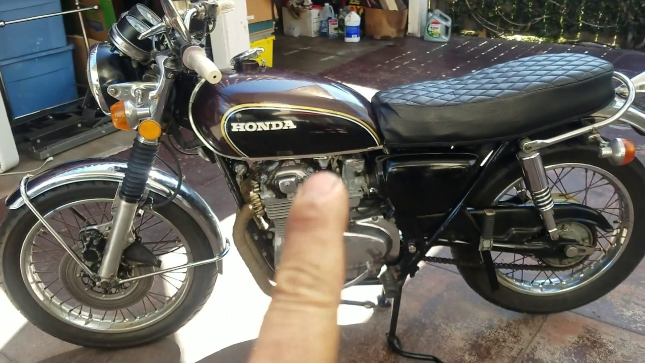 1974 Honda Cb550 For Sale Clean Title