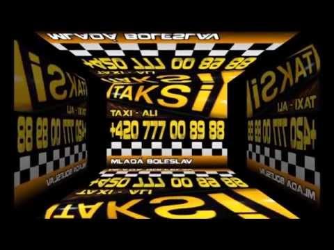 Taxi Ali Mladá Boleslav - Reklamní spot
