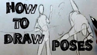 Ep. 70 How to draw Poses