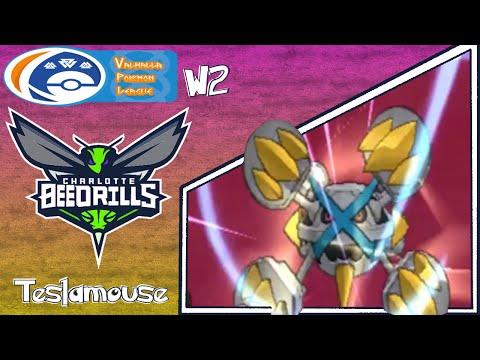 Valhalla Pokémon League (VPL) S1W2 Battle Vs. Esquilo (Juventeis)