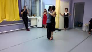 Урок 23. Барида в танго