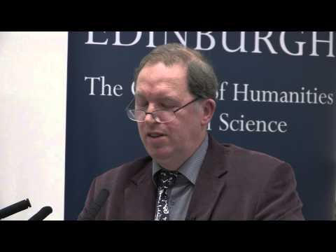 Prof. Richard Harrison - Entrepreneurial Leadership and the Critic of Institutions