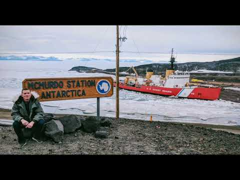 U.S. Coast Guard Cutter Polar Star (Icebreaker) Patrol Video, Operation Deep Freeze 2018