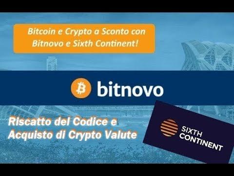come riscattare bitcoin