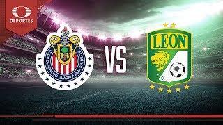 Previo Chivas vs León | Clausura 2019 - Jornada 16 | Televisa Deportes