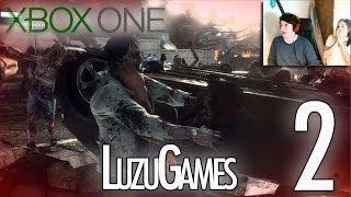 Xbox ONE- LANITA SE ASUSTA!! - E.2 DEAD RISING 3 - [LuzuGames]