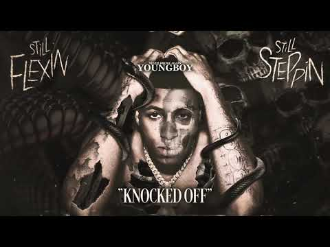YoungBoy Never Broke Again – Knocked Off [Official Audio]