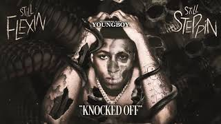 YoungBoy Never Broke Again - Knocked Off [Official Audio]