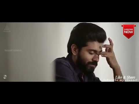 Premam movie eye contact love scene / sai pallavi cute acting (cut video) whatsapp status video