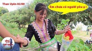 Meet the most beautiful H'Mong girl in Than Uyen on September 2