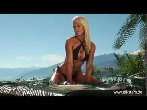 ALL STARS Sommer  Fitness & Sexy – Fotoshooting mit Bikini Athletin Marie – Teil 1.