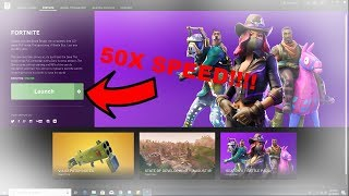 How to DOWNLOAD FORTNITE 50+ TIMES FASTER THAN NORMAL! (Season 10)