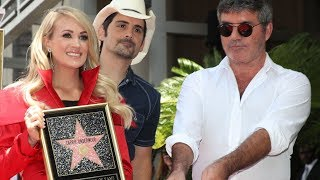 Carrie Underwood - Hollywood Walk of Fame Ceremony - Live Stream