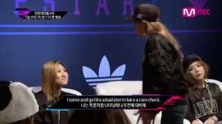 [ENGSUB] Unpretty Rapstar preview: Jessica Ho goes off