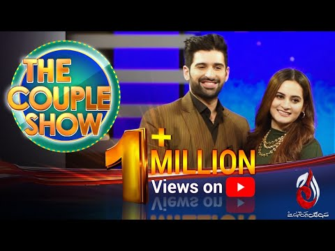 THE COUPLE SHOW: AIMAN MUNEEB share plans of coming back in dramas
