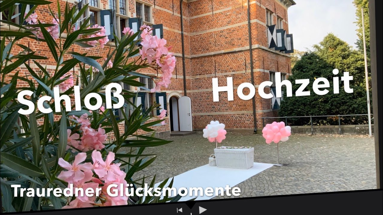 Hochzeitsfotograf Schloss Reinbek Jenny Und Filip