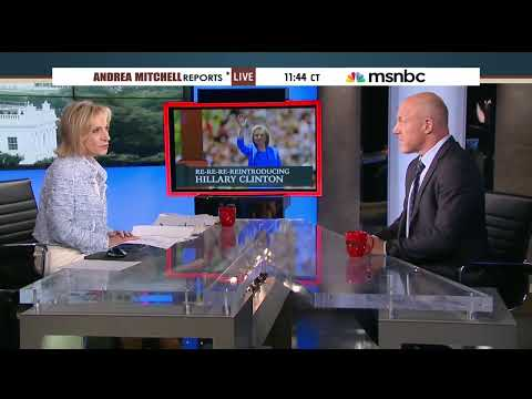 """NYT Magazine's Mark Leibovich: Clinton Still The Same """"Cautious, Calculating"""" Candidate"""