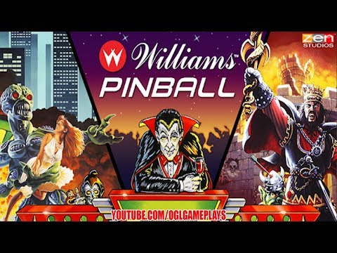 Williams Pinball By Zen Studios (Android IOS)