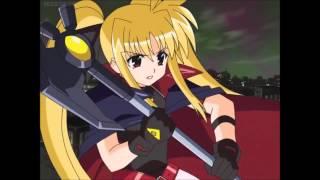 Magical Girl Lyrical Nanoha Supercut: Bardiche