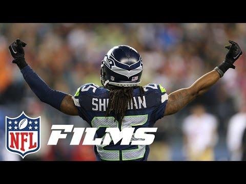 Get to Know Richard Sherman: The Trash-Talking Cornerback | NFL Films Presents (2013) | NFL Films
