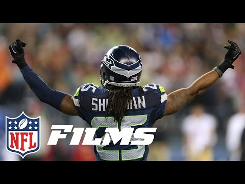 Get to Know Richard Sherman: The Trash-Talking Cornerback | NFL Films Presents (2013) | NFL Films