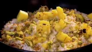 Mango, Lime And Coconut Rice Pudding - Gordon Ramsay