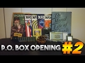 P.O. Unboxing 2
