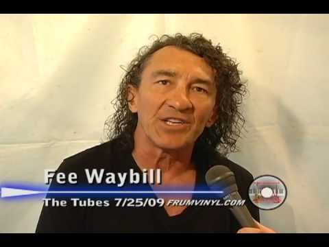 Fee Waybill of The Tubes Interview Part3