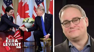 Done in 90 seconds: Trump secures $2.6 billion more in military spending from Trudeau | Ezra Levant