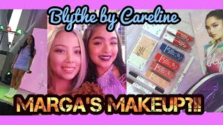 Blythe Cosmetics by MARGA! I Careline Cosmetics Launch