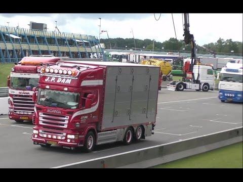 Decibel Contest Part 1 Truckstar festival Assen 2016 open loud pipes saves lives HD