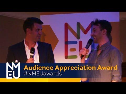 New Media Europe: Audience Appreciation Award