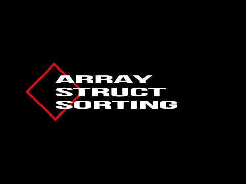 [ TERBARU. . . ] Realita Coding - Array, Struct dan Sorting (Ascending & Descending) | POLITALA
