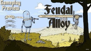 Feudal Alloy (PC alpha) Gameplay Preview