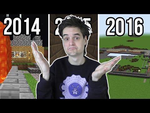 WAT IS BETER? 2014, 2015 OF 2016?! - Minecraft Map Van Een Kijker