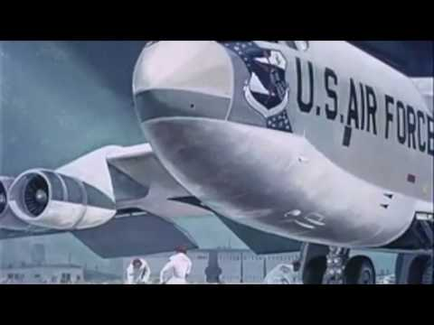 US Air Force | SAC Command Post (Strategic Air Command)