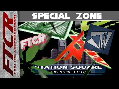 SomeCallMeJohnny & FTCR Visit Station Square