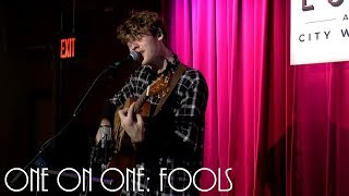Cellar Sessions: Jack Gray - Fools March 8th, 2019 City Winery New York