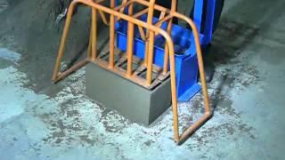 Шлакоблочный станок Pauk, станок для производства строительный блоков(, 2014-04-04T08:00:36.000Z)