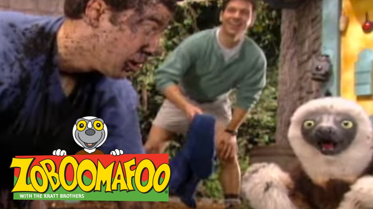 Zoboomafoo 222 - Armour (Full Episode)