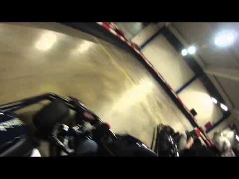 Cart driving Kassel (Germany) Place 1 //GoPro Full HD
