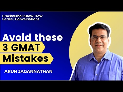 3 MISTAKES you should NEVER Make on the GMAT!