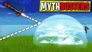 SI PUÒ DEVIARE UN RAZZO? - FORTNITE MYTHBUSTERS #14