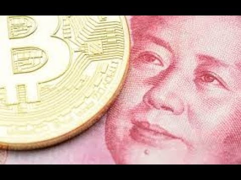 China Is Issuing It's Own Digital Currency