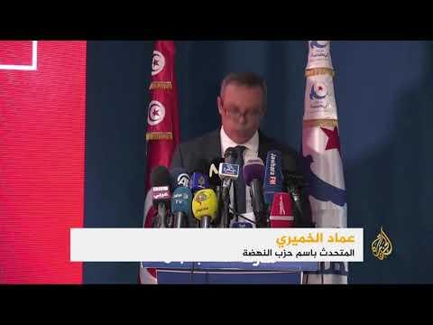 حصول النهضة على 27% مقابل 22% لنداء تونس